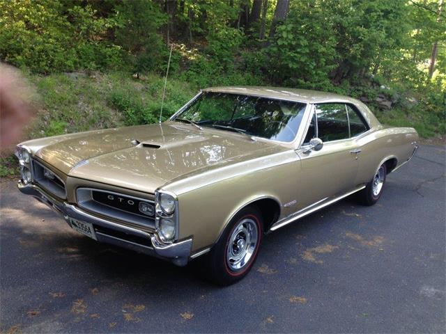 1966 Pontiac GTO | 588995