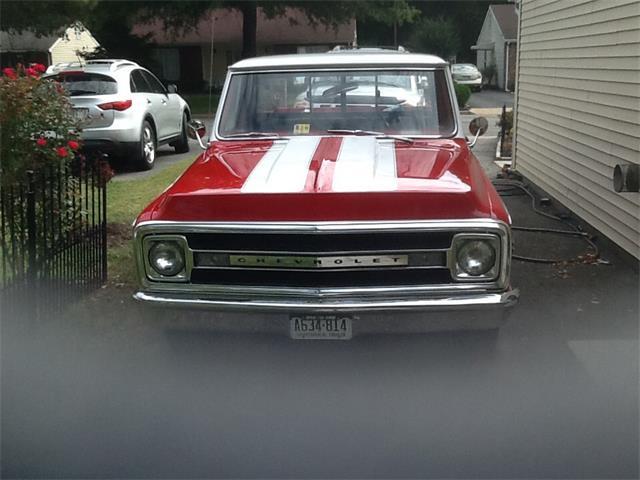 1969 Chevrolet C/K 10 | 589263