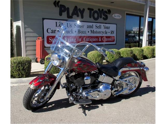 2005 Harley-Davidson Fat Boy | 589294