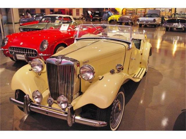 1953 MG TD   Mark-II   589740