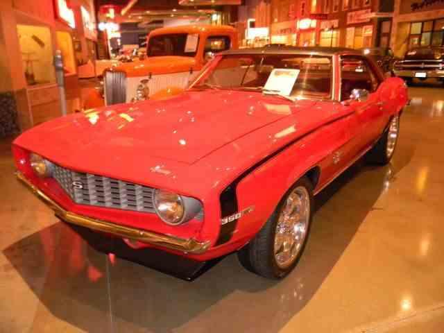 1969 Chevrolet Camaro | 589743