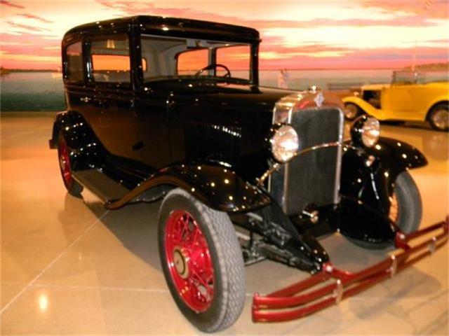 1931 Chevrolet 2-Dr Coach | 589748
