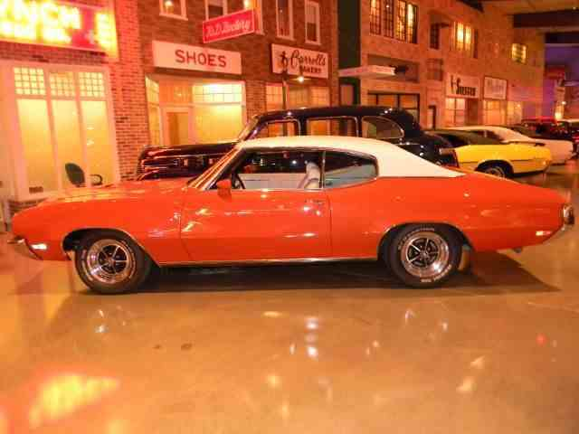 1972 Buick Skylark GS 2dr ht | 589750