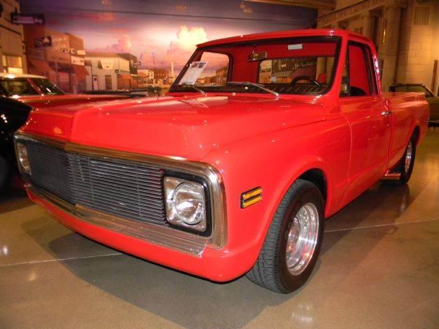 1971 Chevrolet Pickup | 589759