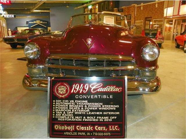 1949 Cadillac 62 | 589762