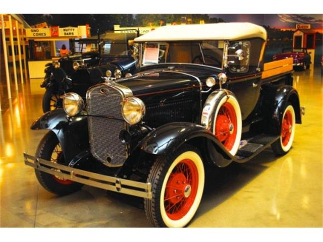 1931 Ford Model A | 589779
