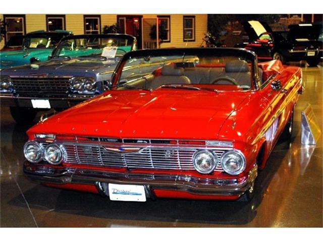 1961 Chevrolet Impala | 589796