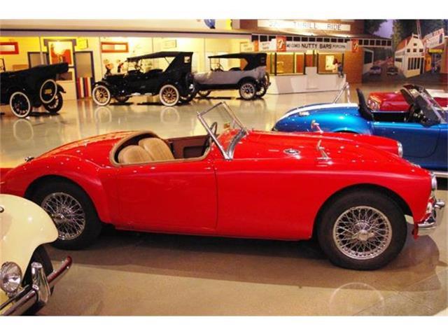 1960 MG MGA | 589798