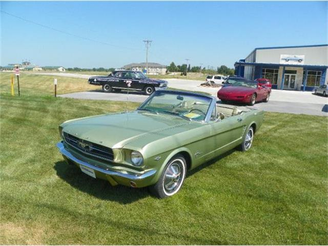 1965 Ford Mustang | 589799