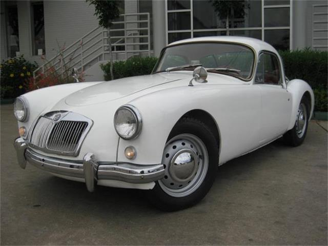 1958 MG MGA | 589838