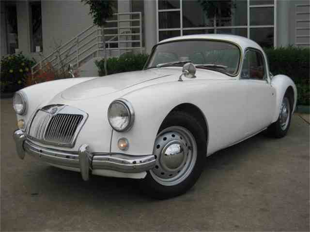 1958 MG MGA   589838