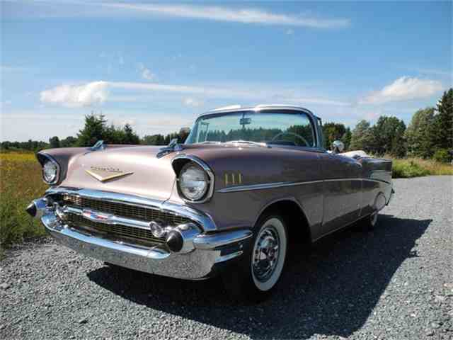 1957 Chevrolet Bel Air | 589843