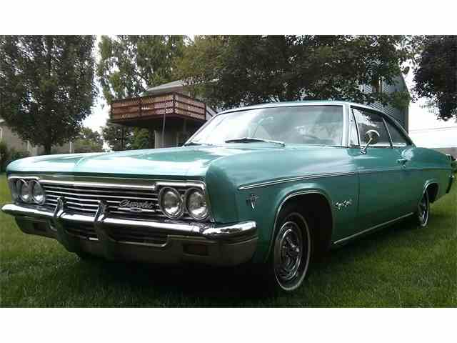 1966 Chevrolet Impala SS | 591157