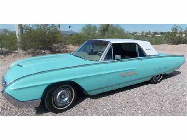 1963 Ford Thunderbird | 591162