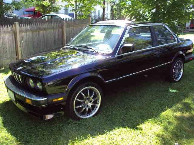 1986 BMW 325 | 591171