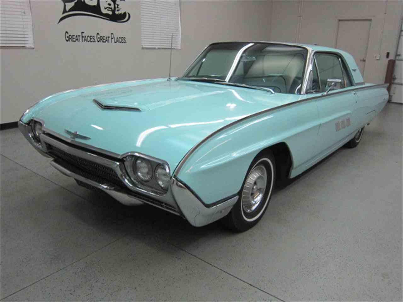 1963 Ford Thunderbird for Sale - CC-590121