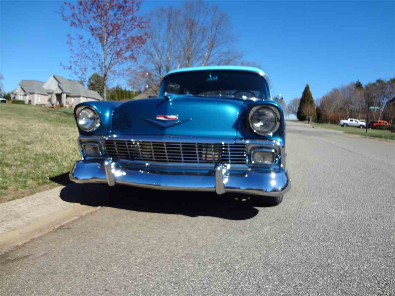 1956 chevrolet bel air for sale classic car liquidators - 1956 Chevrolet Bel Air For Sale Cc 591274