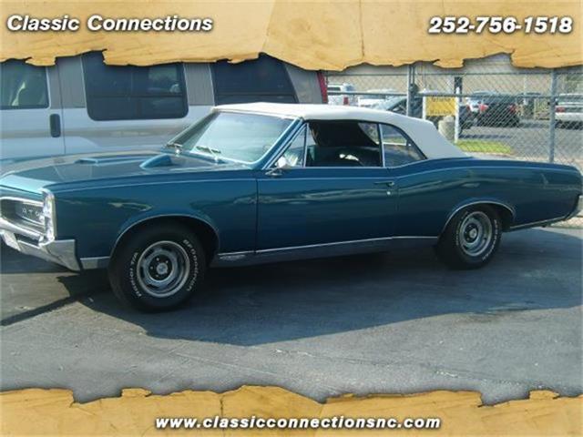 1967 Pontiac GTO | 591334