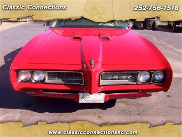 1968 Pontiac GTO | 591346