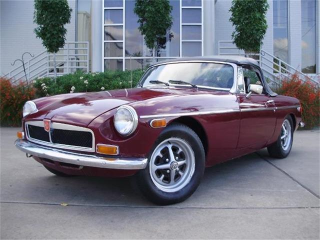 1974 MG MGB | 590159