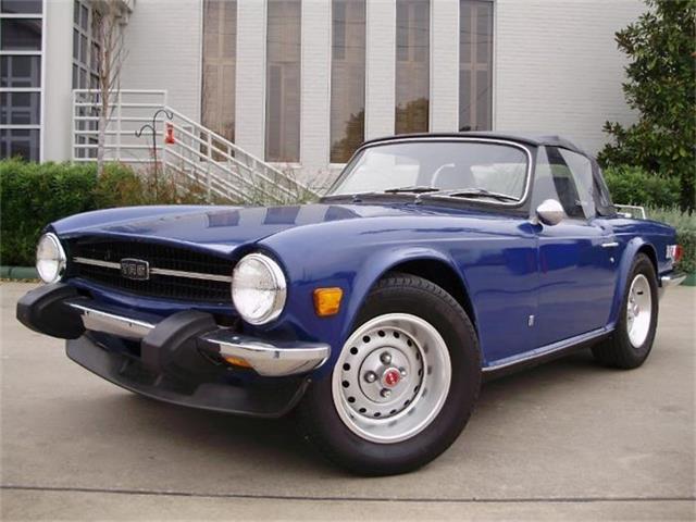 1976 Triumph TR6 | 590161