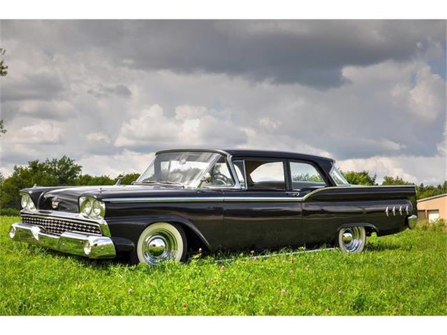 1959 Ford 2-Dr Sedan | 590169