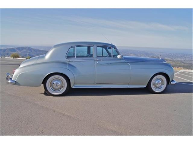 1960 Rolls-Royce Silver Cloud II | 590171