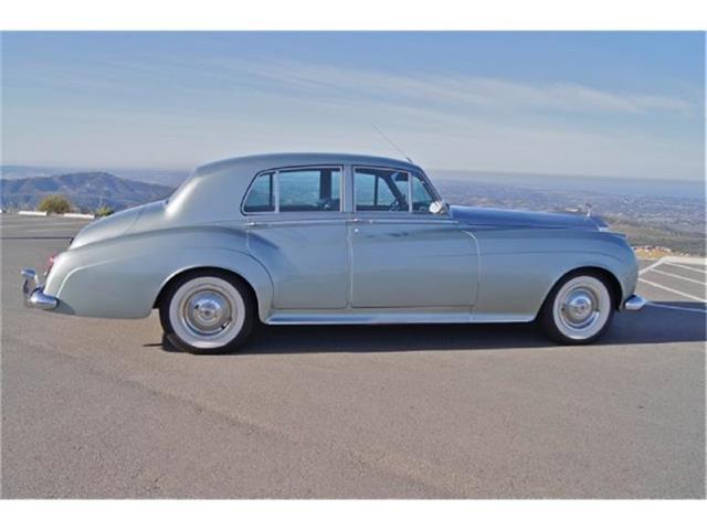 1960 Rolls-Royce Silver Cloud II | 590171