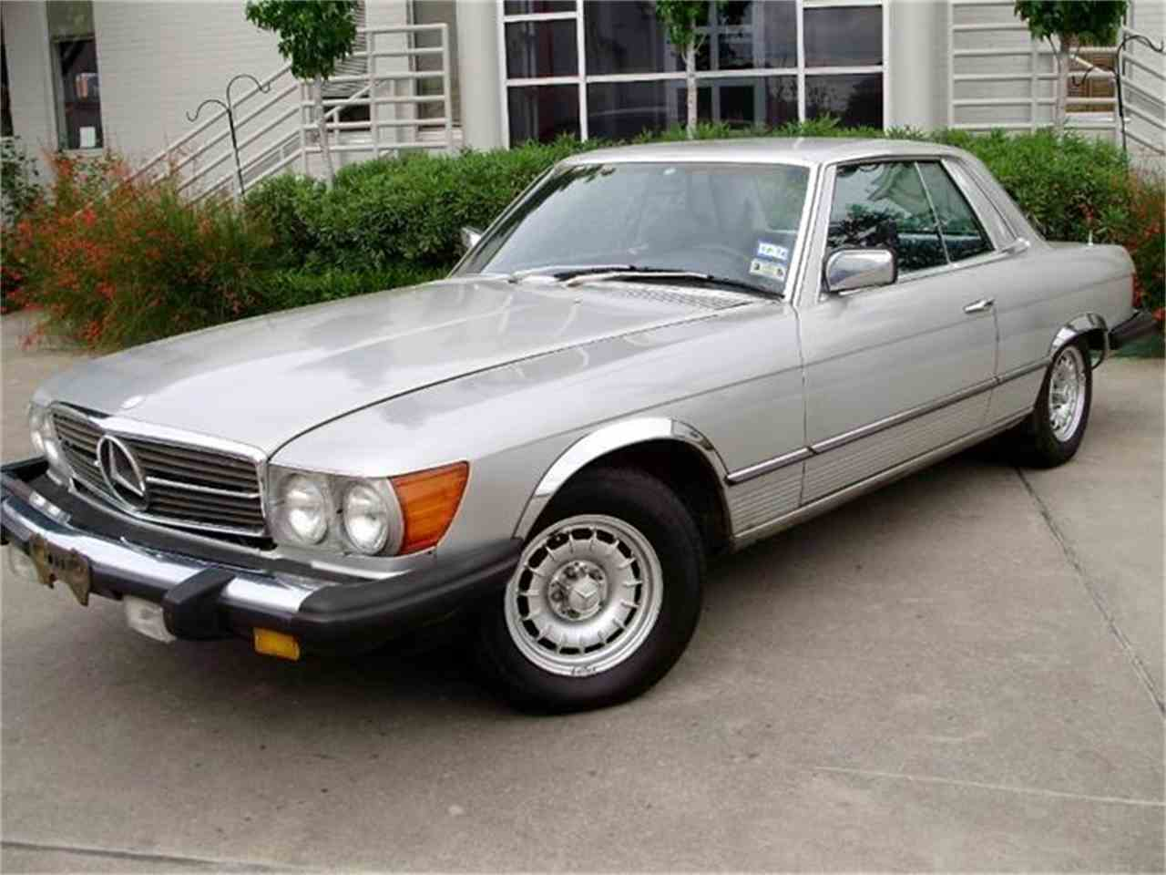 1981 mercedes benz slc for sale cc 591772. Black Bedroom Furniture Sets. Home Design Ideas