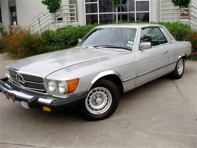 1981 Mercedes-Benz SLC | 591772