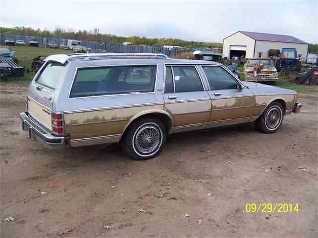 1986 Chevrolet Station Wagon | 590179