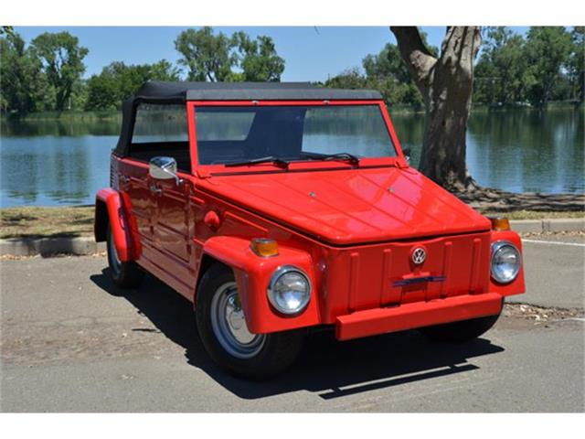 1973 Volkswagen Thing | 591802