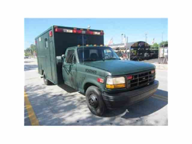 1993 Ford Ambulance | 591911