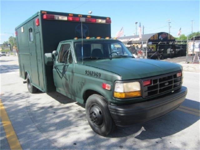 1993 Ford Ambulance | 591911