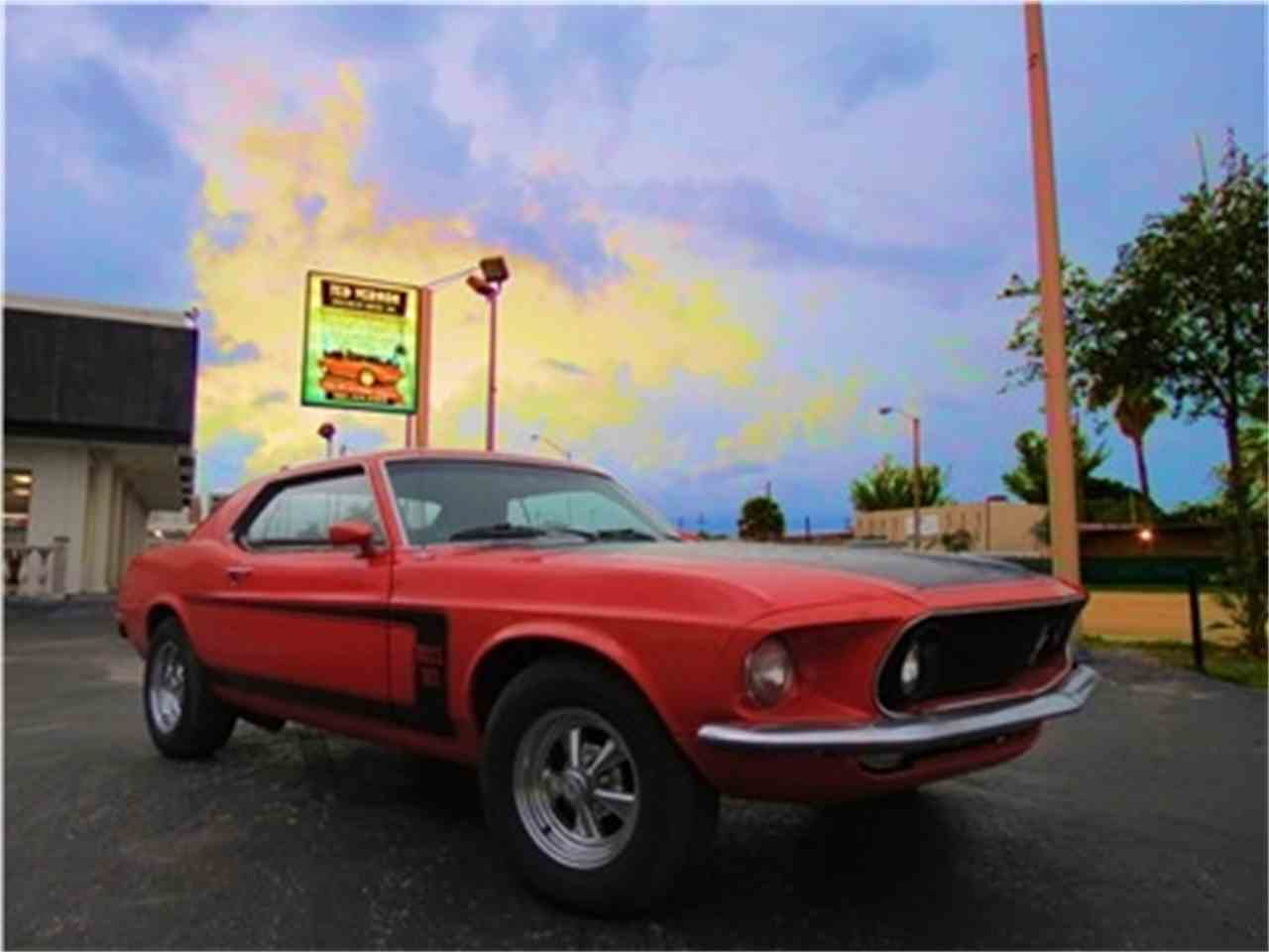 Large Picture of '69 Mustang - COQ4