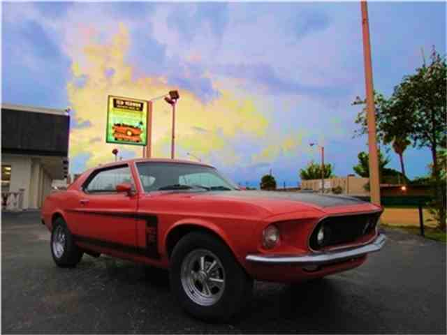 1969 Ford Mustang   591916