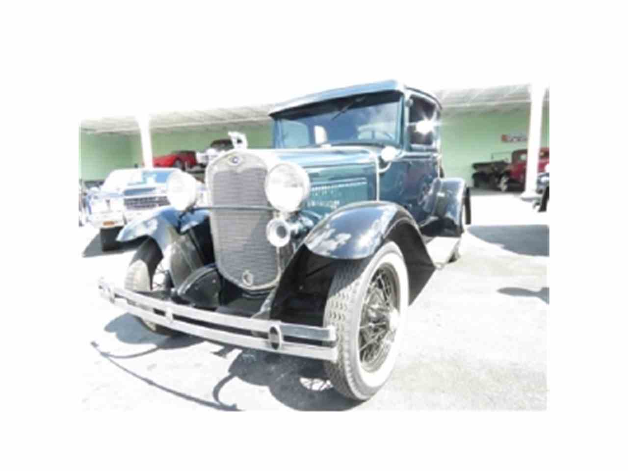 Large Picture of '29 Model A - COQ9