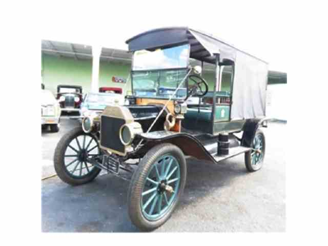 Picture of Classic 1914 Ford Model T located in Florida - $28,500.00 - COQD