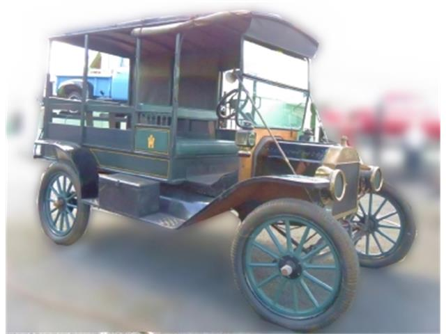 1914 Ford Model T   591925