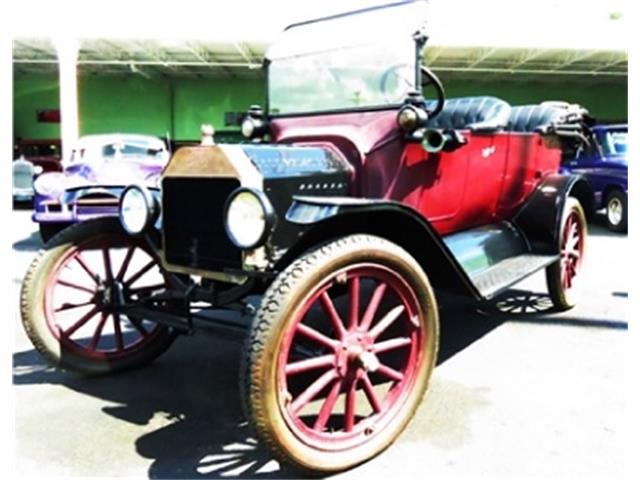 1915 FORD Model maroon | 591928