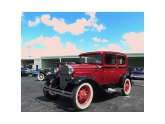 1930 Ford Model A | 591930