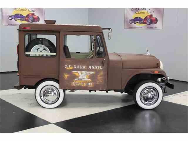 1976 Jeep Mail Jeep | 591991