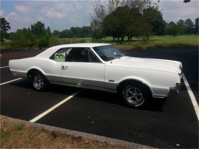 1967 Oldsmobile 442 | 593372