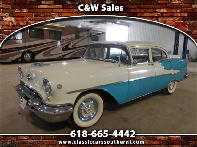 1955 Oldsmobile 88 | 593653