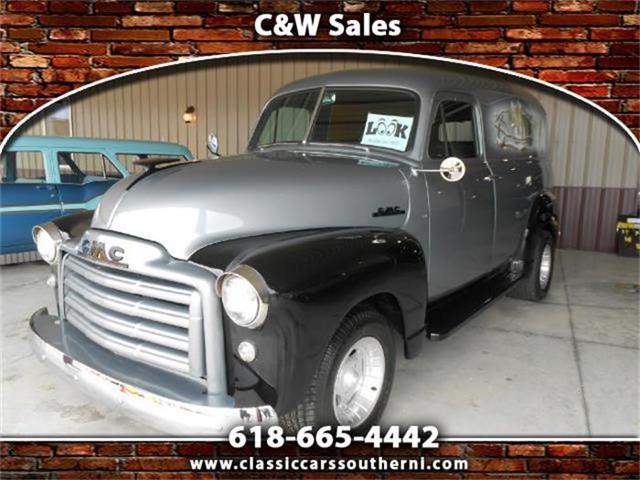 1952 GMC Pickup   593659