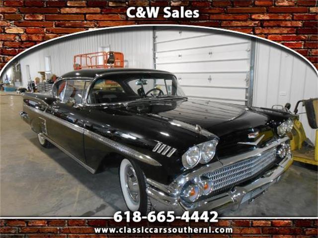 1958 Chevrolet Impala | 593679