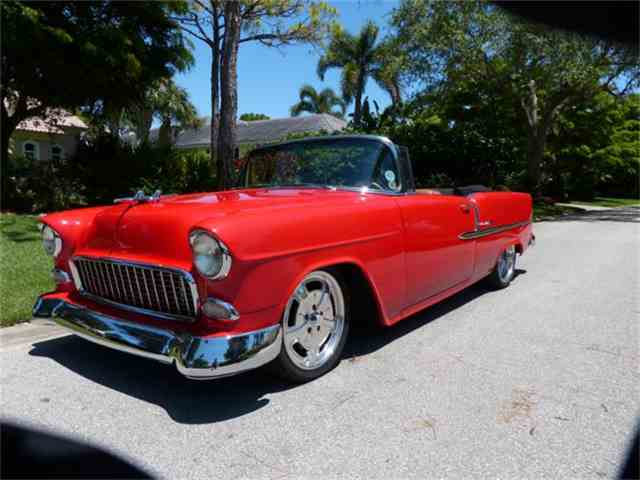 1955 Chevrolet Bel Air | 593689