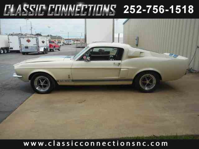1967 Shelby GT500 | 593755