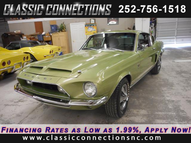1968 Shelby GT500 | 593756