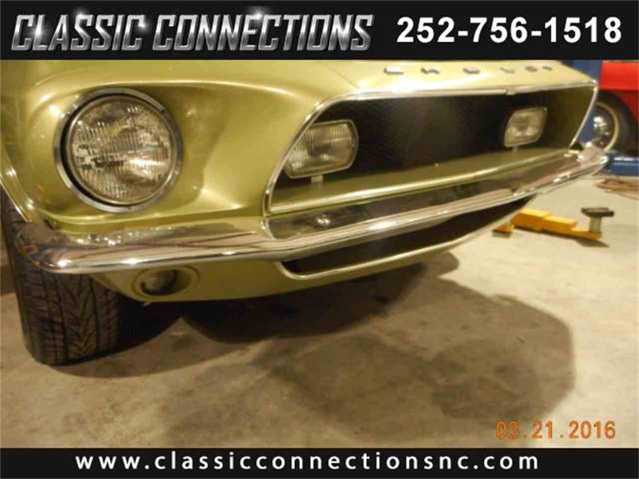 Large Picture of '68 Shelby GT500 located in North Carolina Offered by Classic Connections - CQ58